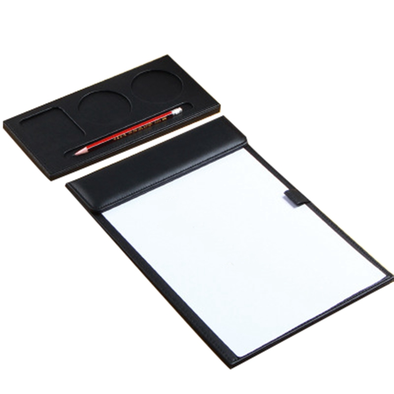 Leather Business A4 Letter Card Note During The Meeting And Executive Office Office Writing Pad