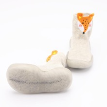 Shoes Baby Socks Soft-Rubber Anti-Skid Walking Children's Home TPR