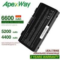 11.1V bateria do portátil para Asus T12C T12Er T12Fg T12Jg A31-T12 A32-T12 A32-X51 T12Ug X51H X51L X58L X58Le X51R X51RL X58 X58C