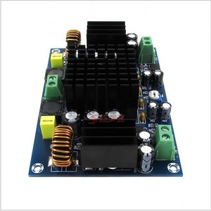 Image 5 - 150 w tpa3116d2 mono canal placa amplificador de áudio potência digital duplo sistema reforço para o carro