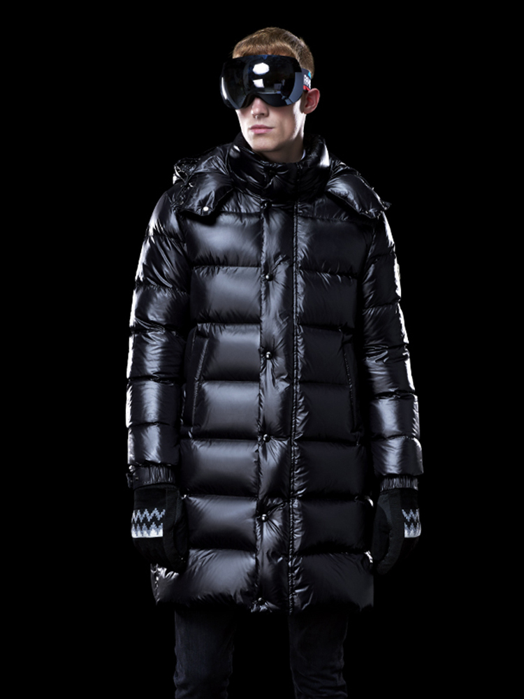 Men's Down Jacket Long Winter Coat Thick Warm Puffer Goose Down Jacket Men Clothes 2020 Hooded Plus Size Coats KJ3115