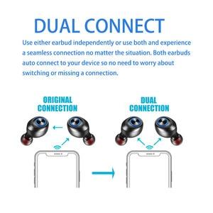 Image 3 - Anomoibuds Drahtlose Kopfhörer AAC TWS Drahtlose kopfhörer wireless Bluetooth headsrt V 5,0 Sport Entertainme bluetooth kopfhörer