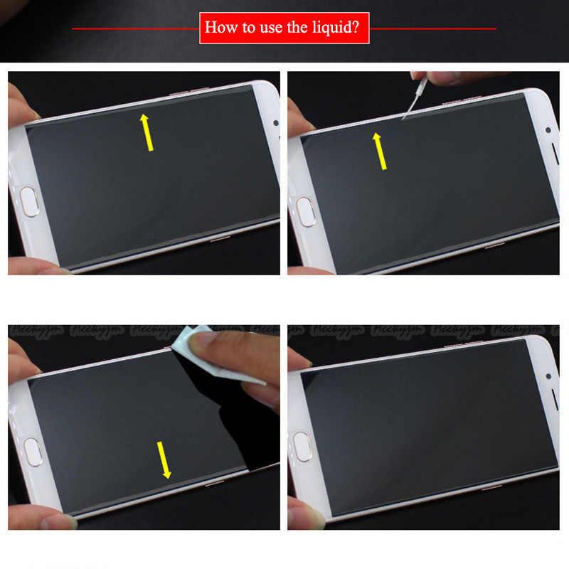 Para iPhone 11 Pro Max mate Anti huellas dactilares protector de pantalla de vidrio templado para iPhone X 5S SE 6 6S 7 8 Plus XS Max XR
