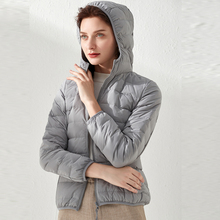 Winter Hooded Jackets Seamless
