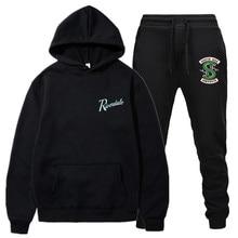 Conjuntos de ropa deportiva de marca para hombre, conjuntos de ropa deportiva para hombre, sudaderas con capucha y pantalones