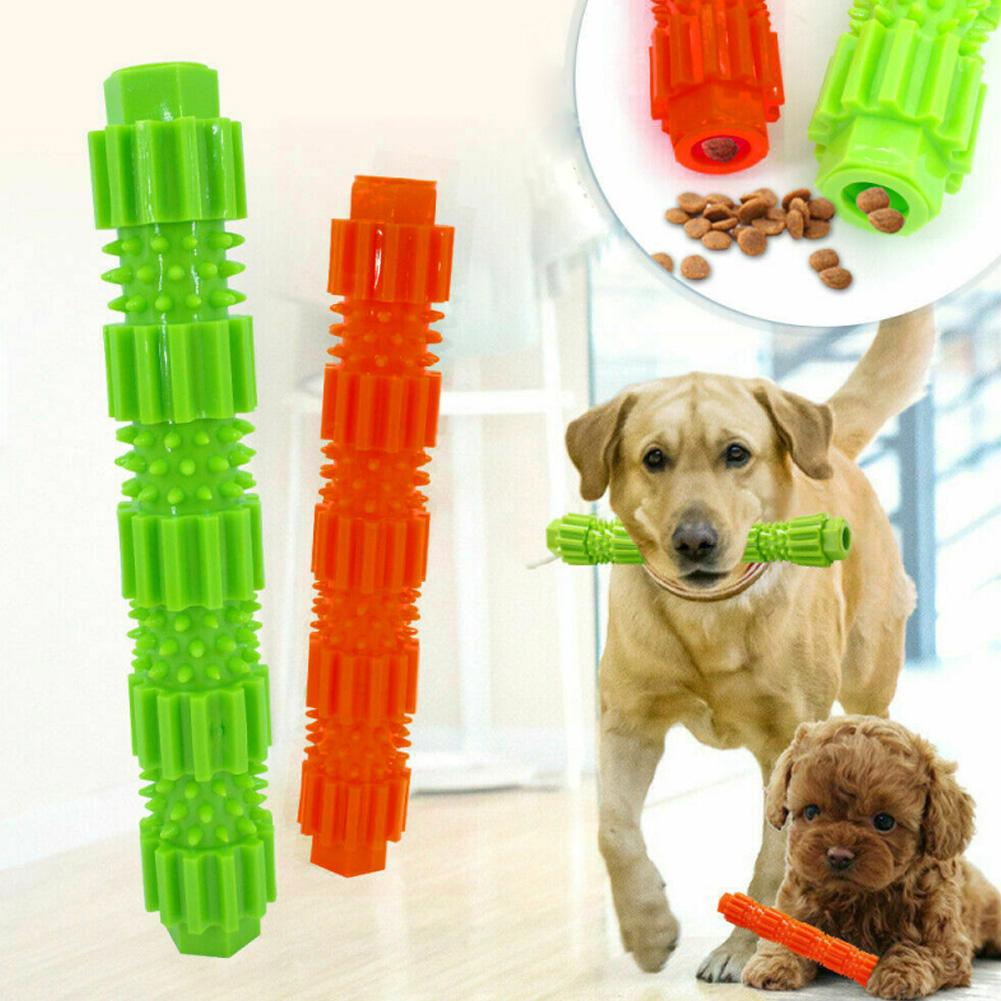 Pet Popular Toys Dog Chew Toy For Aggressive Chewers Treat Dispensing Rubber Teeth Cleaning Toy Dog Toys For Small/Big Dogs