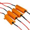 4x светодиодный индикатор скорости реле вспышки Поворота 50 Вт 6Ω нагрузочный резистор Универсальный