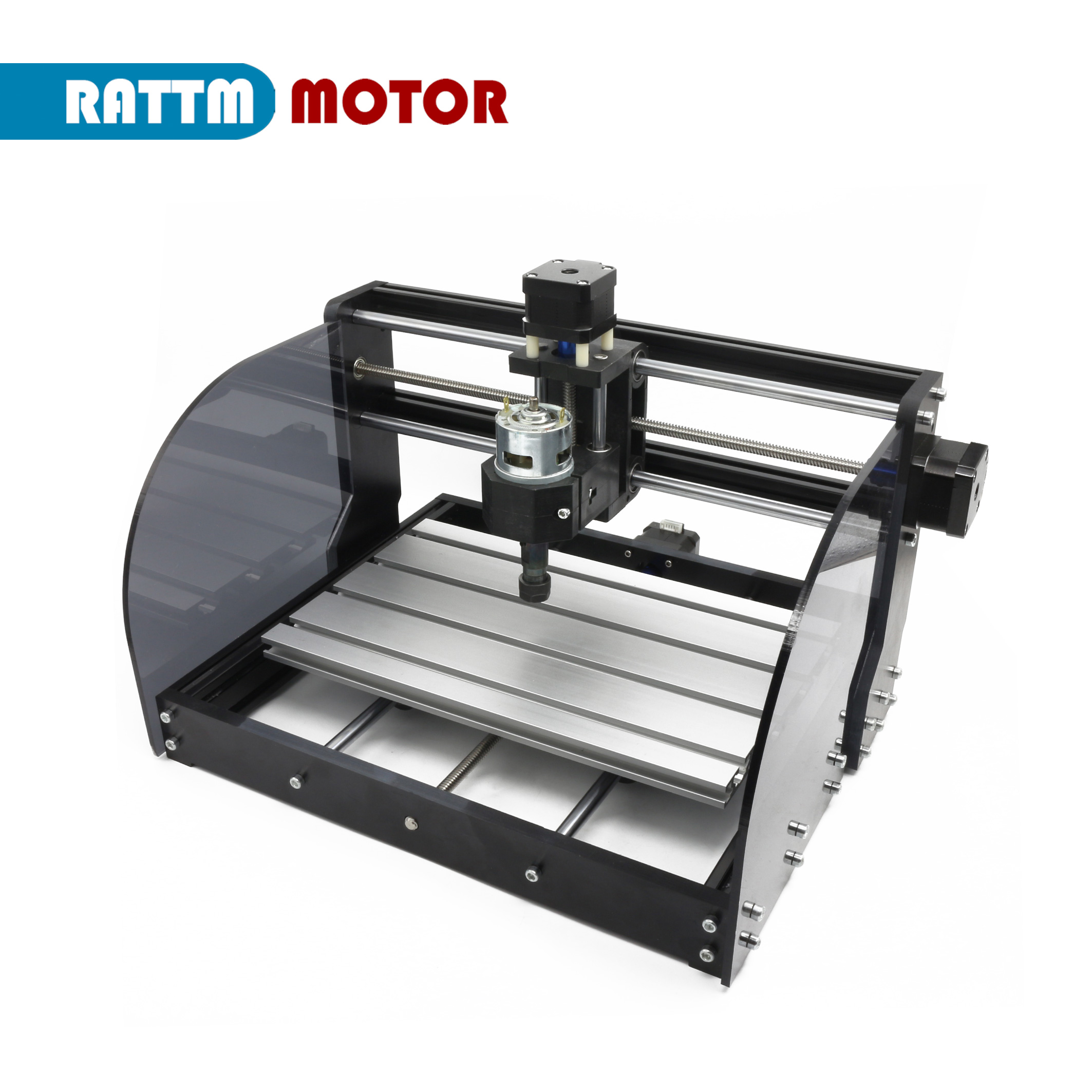 EU SHIP! 1 PCS <font><b>CNC</b></font> <font><b>3018Pro</b></font>-<font><b>Max</b></font> 3Axis GRBL Control DIY Mini Laser Rngraving Machine/<font><b>CNC</b></font> Cutting Machine + <font><b>CNC</b></font> Offline Controller image