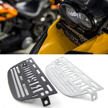 Motorcycle Accessories Radiator Grille Guard Cover Radiator Cooler Grill For BMW R1200GS R 1200 GS 2006-2012 Adventure ADV mtkracing for bmw r1200gs r 1200 gs adventure adv 2004 2012 motorcycle modification headlight grille guard cover protector