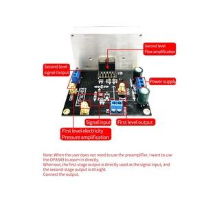 Image 3 - OPA549 מודול אודיו מגבר כוח 100W גבוהה מתח 8A גבוהה הנוכחי מגבר לוח