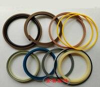 Boom Cylinder bucket pump Repair Seal Kit cylinder oil seal ring inlet repair kit.for Hitachi ZAX 450 LC 3/ H 3