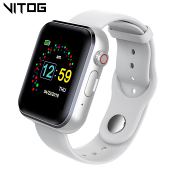 VITOG Multifunction Smart Watch Support SIM TF Card Music player Smartwatch Sleep Monitor Call Reminder Watch for iOS Android new smart watch men women sim tf card support bluetooth call music smart clock sleep monitoring for ios android smartwatch
