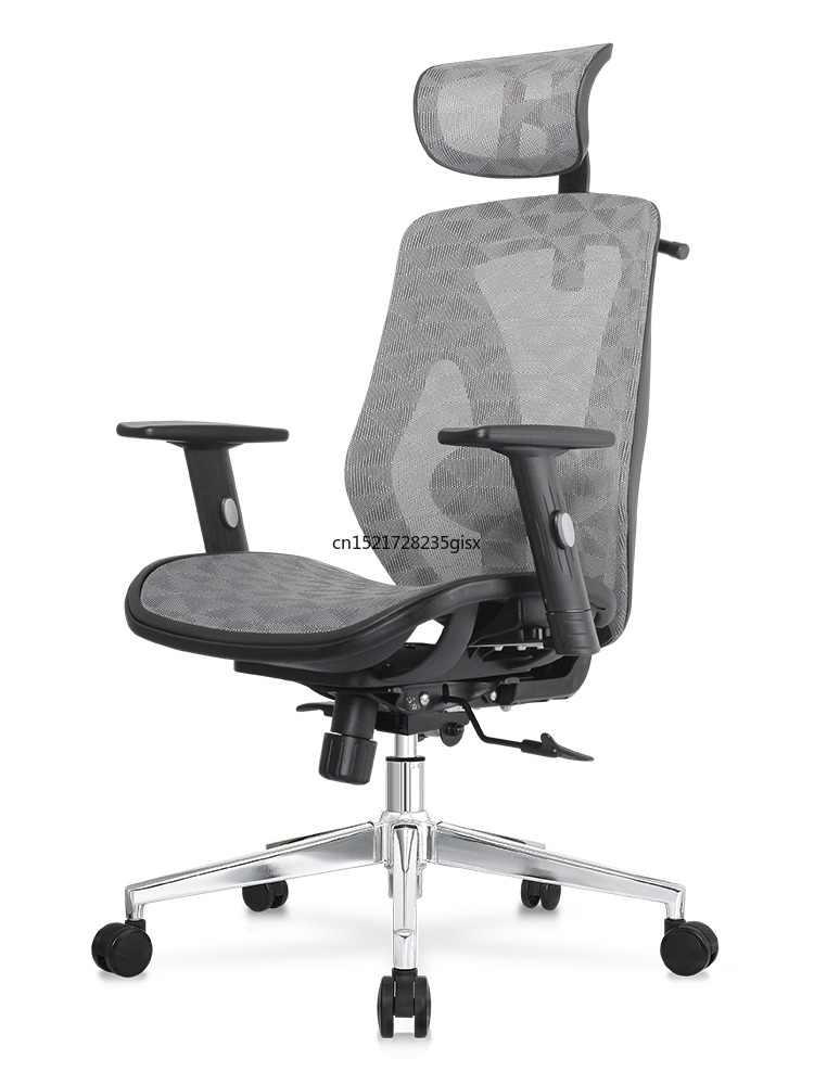 Computer Chair Home Office Chair Boss Chair Waist protected Rotary Chair Backrest Office|  -