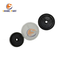 ערכת ציוד חדש נתח RM1 0043 RU5 0044 צלחת Swing Gear 41 T 51 T עבור HP 4240 4250 4345 4300 4200