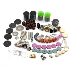 Image 5 - Accessoires pour Dremel 3000 4000, outils électriques, Mini perceuse électrique, Machine à polir, vitesse Variable, outil rotatif, accessoires pour Dremel