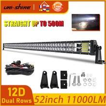 Светодиодсветильник осветительная панель uni shine 12d 52 дюйма
