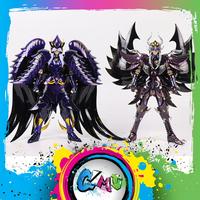 CMT CS Model Saint Seiya EX Surplice Garuda Aiakos And Griffon Minos Action Figure Myth Metel Armor Toys Figure