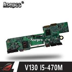 Akemy 01GM76 1GM76 dla DELL V130 płyta główna I5 470M 48.4M101.011 testowane w Płyty główne od Komputer i biuro na