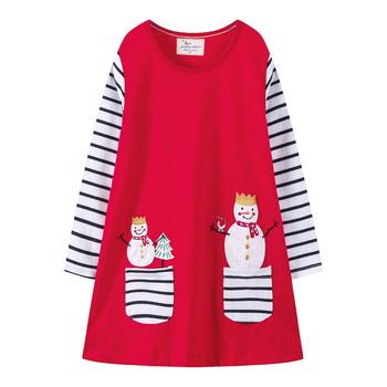 ARLONEE maluch dzieci dziewczynki księżniczka sukienka świąteczna bawełniane ubrania w paski dziecięce dziecięce ubranie #18 tanie i dobre opinie ARLONEET COTTON CN (pochodzenie) Kolan O-neck REGULAR Pełna Na co dzień Pasuje prawda na wymiar weź swój normalny rozmiar