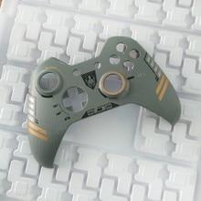 สำหรับXBOX ONE X One Controller Gamepad Limited Edition Shellฝาครอบเคสผิวด้านบนFaceplateซ่อมส่วน