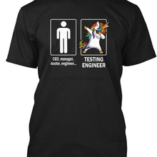 Men T Shirt TESTING ENGINEER Women tshir