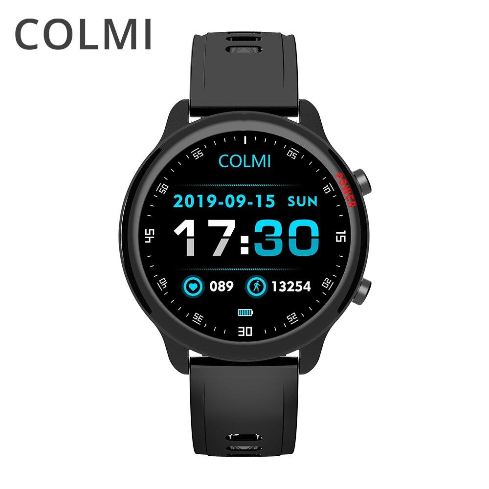 COLMI SKY 4 Fitness Tracker 1.5 Inch Screen IP67 Waterproof Smart Watch Heart Rate Monitor Bluetooth Clock Sport Men Smartwatch