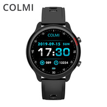 COLMI SKY 4 Fitness tracker 1,5 zoll Bildschirm IP67 wasserdichte Intelligente uhr Herz Rate Monitor Bluetooth Uhr Sport Männer Smartwatch