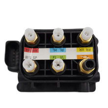 2123200358 2513200058 Air Suspension Solenoid Valve Block For Mercedes-Benz W164 W166 W221 W251 W212 W216 W222 C216 X164 X166 air spring air bag bellow repair kits shock absorber air suspension coilovers for mercedes benz w164 ml350 gl450