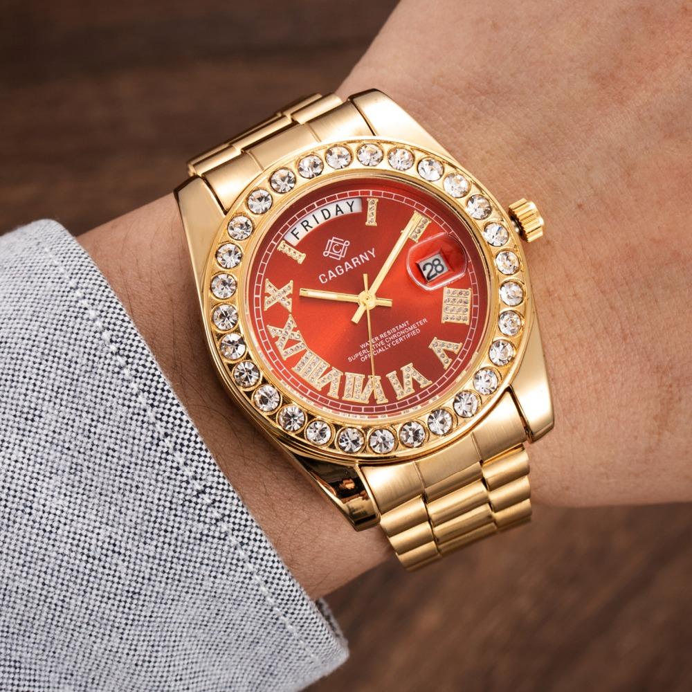 2020 relogio masculino reloj mujer relogio feminino zegarek damski erkek kol saati cagarny quartz watch men women wristwatches free drop shipping role watches (8)