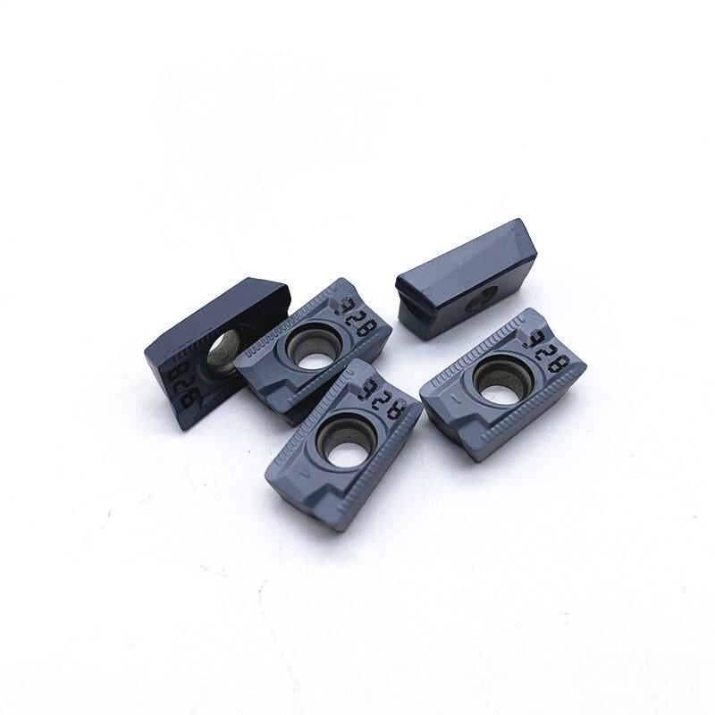 Купить с кэшбэком 100PCS APKT1604 PDER 76 IC928 External Turning Tools APKT 1604 Carbide insert Lathe cutter Tool