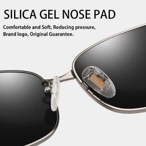 Image 4 - UV 2020 מעצב Mens משקפי שמש מקוטב UV400 עדשת גברים שמש משקפיים זכר מראה Eyewears אביזרי 2245