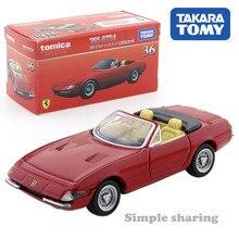 Takara Tomy Tomica Premium Ferrari 36 365 GTS4 Rot Spezial Edition 1/61 Auto Heißer Pop Kinder Spielzeug Motor Fahrzeug Diecast metall Modell