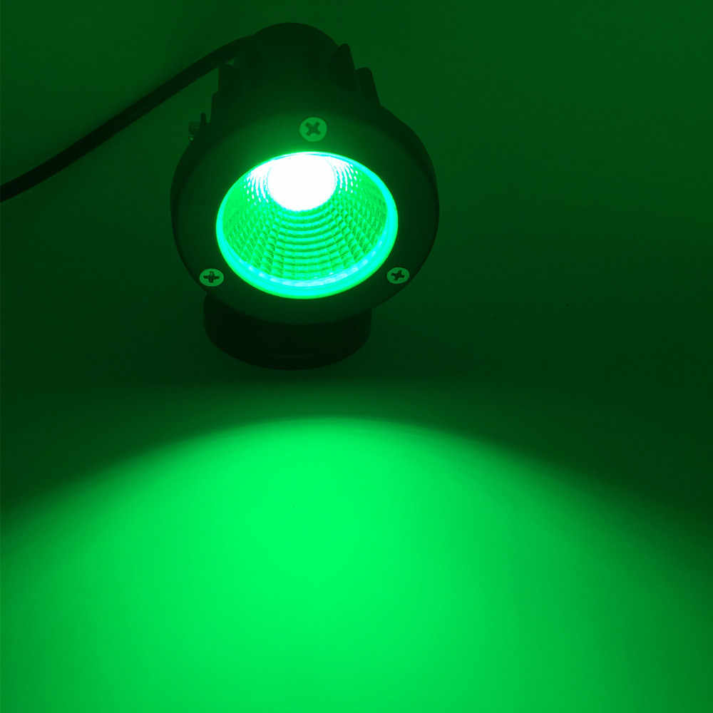Nieuwe Stijl Cob Tuin Gazon Lamp Licht 220V 110V 12V Outdoor Led Spike Light 3W 5W 7W 9W Path Landschap Waterdichte Spot Lampen