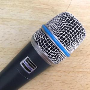 Image 5 - BETA57 micrófono de mano dinámico con cable para Karaoke, versión de alta calidad, BETA57, profesional, BETA57A, 57 A