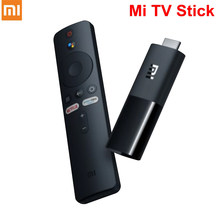 Xiaomi Mi Tv Stick Global Versie Android Tv 9.0 2K Hdr Quad Core Hdmi 1Gb Ram 8Gb rom Bluetooth Wifi 5 Netflix Google Assistent(China)