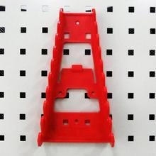 Гаечный ключ, органайзер для инструментов, сортировочный держатель, настенный лоток для хранения инструментов, стеллаж для хранения пластмассовый органайзер для инструментов