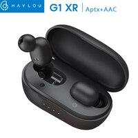 Auricolari da gioco Wireless hay485 GT1 XR Stereo Bluetooth 5.0 auricolari QCC3020 AptX AAC auricolari sportivi resistenti al sudore con microfono