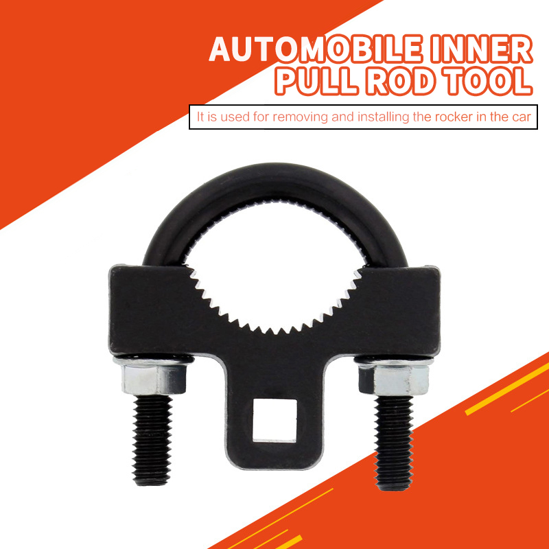 Car Tools 3/8In Inner Tie Rod Tools Auto Chassis Rocker Install And Disassembly For Inner Tie Rod Removal/Installation