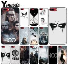 Yinuoda Heda Lexa The0 TV Show Cassa Del Telefono Per iphone 11 Pro Max 5 5Sx 6 7 8 più di X XS MAX XR(China)