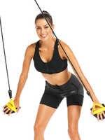 Fitness Widerstand Bands Schwimmen Arm Festigkeit Trainer Pilates Stretch Pull Seil Rohre Für Outdoor Gym Muscle Training