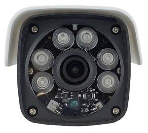 Image 2 - 5MP 4MP H.265 IP Metal Bullet Camera Outdoor 2592*1944 3516EV300+IMX335 2560*1440 XM530+SC5239 IP66 WaterProof Onvif XMEYE IRC