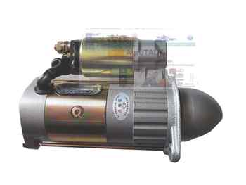 Fengshou Lenar 254 274II tractor parts,starter motor QDJ1308AM to replace old design QD1268, Part number:160.48.107 - DISCOUNT ITEM  0% OFF All Category