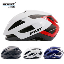 Bike Helmet Road-Cycling-Helmet Ultralight PMT Safety Intergrally-Molded Sport MTB Ventilation