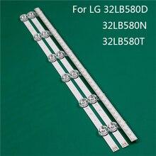 LED TV Illumination Part Replacement For LG 32LB580D DB 32LB580T 32LB580N ZM LED Bar Backlight Strip Line Ruler DRT3.0 32 A B