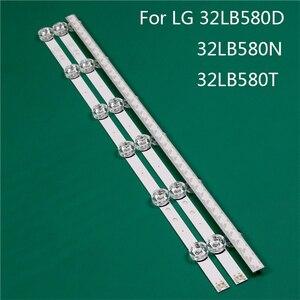 Image 1 - Ledテレビ照明交換lg 32LB580D DB 32LB580T 32LB580N ZM ledバーバックライトストリップライン定規DRT3.0 32 ab