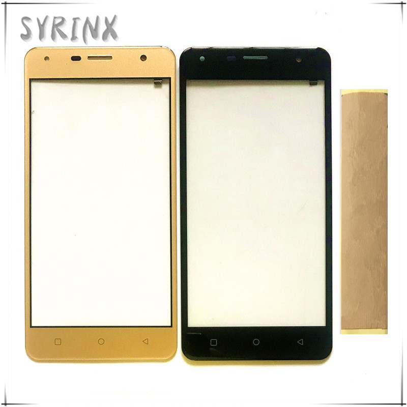 Syrinx Touchscreen Sensor Panel For Prestigio Muze X5 LTE / Muze D5 LTE PSP 5518 PSP5518 DUO Touch Screen Digitizer Front Glass