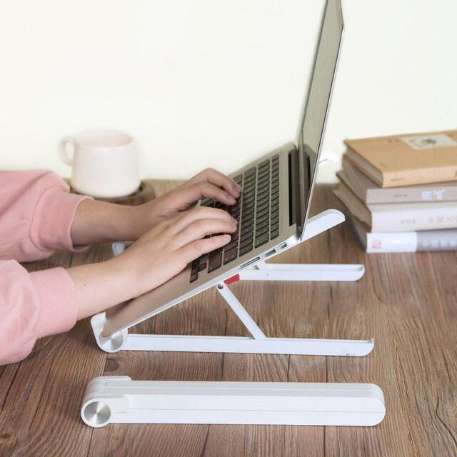 מחשב נייד בעל צג macbook נייד stand אביזרי נייד בסיס תמיכה סוגר