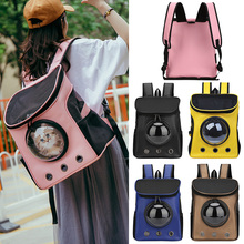 Travel Backpack Packaging-Bag Capsule Rabbit-Carrier-Tool Puppy Pets Carrying Breathable