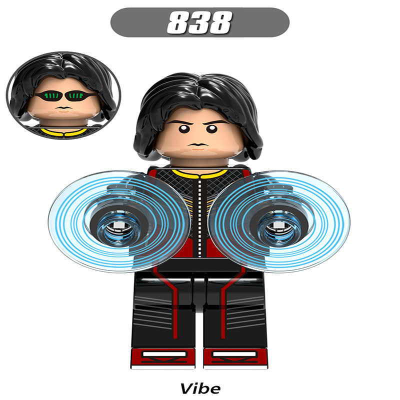 figureS Black Spiderman Iron Man Doctor Strange Venom Cable Warhead overgirl Model Building Blocks Kits Brick Toys for children
