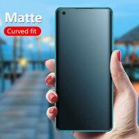 CHYI No pellicola opaca per impronte digitali per Xiaomi mi 10 pro pellicola protettiva per schermo curvo 3D Hydrogel pellicola glassata Mi 11 6 9t 10T 10 Ultra X3